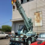 Rough Terrain Crane1