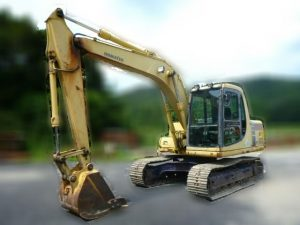 Hydraulic excavator1